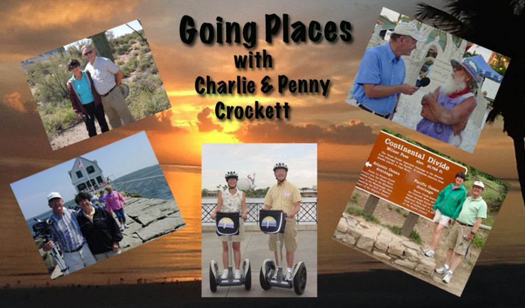 Crockett Going Places