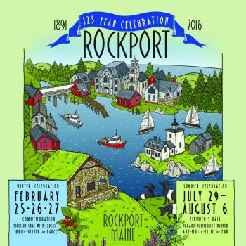 Rockport 125th Poster