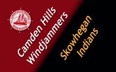 Maine Class A Boys Soccer: Camden Hills vs. Skowhegan 9/2/16