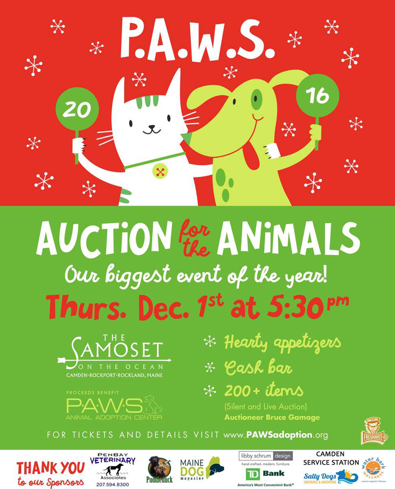 paws-auction