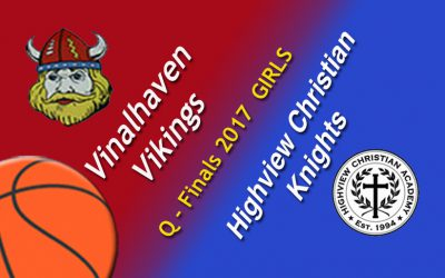 Vinalhaven Girls Basketball vs. Highview Christian Academy – Class D South Quarter Finals 2/18/17