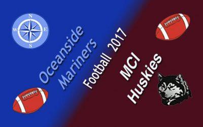 Maine Class C North Football – Oceanside vs. MCI  9/1/2017