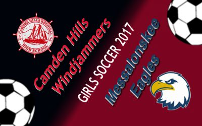 Maine Class A North Girls Soccer : Camden Hills vs. Messalonskee 9/1/17