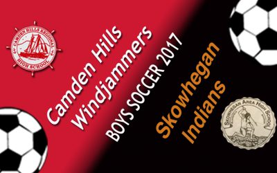 Maine Class A North Boys Soccer : Camden Hills vs. Skowhegan 9/12/17