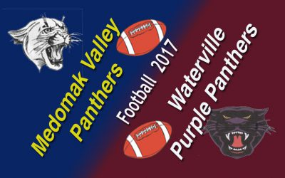 Maine Class C North Football – Medomak Valley vs. Waterville 9/8/17