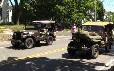 Thomaston Fourth of July Parade 2018