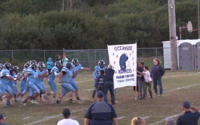 Oceanside Football vs. Nokomis  9/7/18