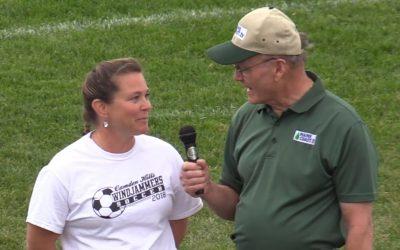 Camden Hills Girls Soccer vs. Skowhegan  9/12/18