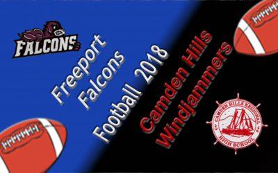 Camden Hills Football vs. Freeport 9/15/18