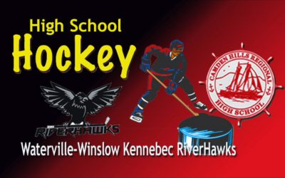 Camden Hills Ice Hockey vs. Kennebec RiverHawks 1/5/19