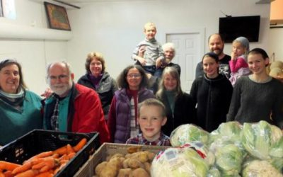 CWS 2019-04-01 Brenda Thomas, Child Hunger Program supplies fresh food for Rockland school families. WATCH NOW!