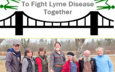 CWS 2019-04-24 Special Chris Wolf Twofer: Lyme Disease and Women Wielding Swords