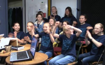 CWS 2019-05-24 Camden Rockport Middle School Girls Coalition. WATCH NOW!