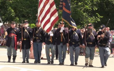 Thomaston, Maine, Fourth of July Parade 2019