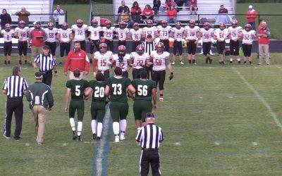 High School Football : Camden Hills vs. Old Town 9/5/19