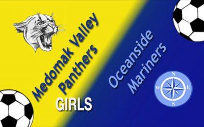 Class C Girls Soccer : Medomak Valley vs. Oceanside 9/10/19