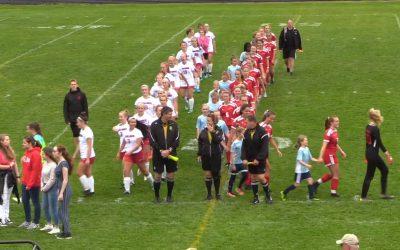 Maine Class A Girls Soccer : Camden Hills vs. Messalonskee  9/14/19