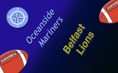 Maine Class C Football : Oceanside vs. Belfast 9/27/19