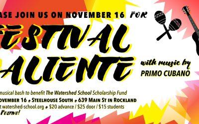Primo Cubano, November 16 in Rockland.