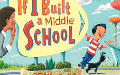 If I Built A Middle School, Fundraiser with Chris Van Dusen