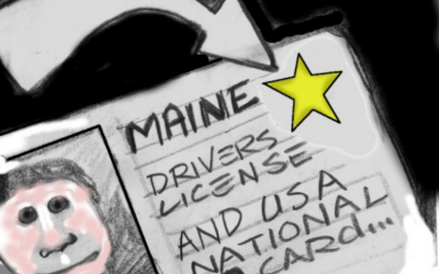 """US National Identity card? Oh, No… It's a """"Real ID"""" Driver's License"""