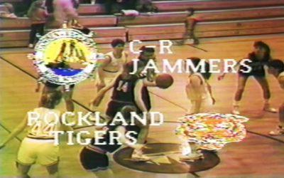 Vintage Basketball Game  # 2 : Camden-Rockport Girls  vs Rockland 2/6/1990