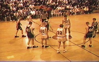 Vintage Basketball Game # 5 : Camden-Rockport Boys vs. Medomak Valley 1/10/1992