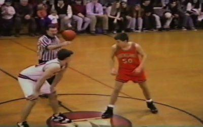Vintage Basketball Game # 6: Camden-Rockport Boys vs. Rockland , January 3, 1995