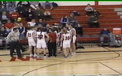 #10 Vintage Girls Basketball Game: Camden Hills vs. Lincoln Academy  12/15/2000