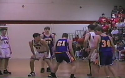 Vintage Boys Basketball Game # 12: Camden-Rockport vs Medomak Valley 1994