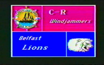Vintage Boys Basketball Game # 15 : Camden-Rockport vs. Belfast December 9, 1994