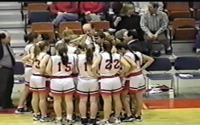 Vintage Girls Basketball Game # 16:  KVAC Championship 1999 Camden-Rockport vs. Erskine Academy