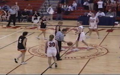WATCH Vintage Girls Basketball Game # 18 : Camden Hills vs. Rockland  2/6/2001  2 OT