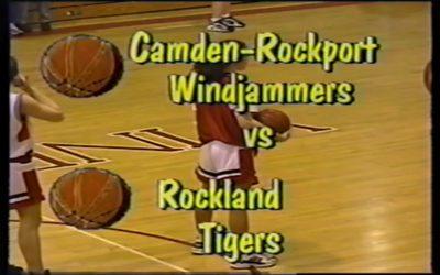WATCH Vintage Girls Basketball Game # 20 : Camden-Rockport vs. Rockland 1/13/1998