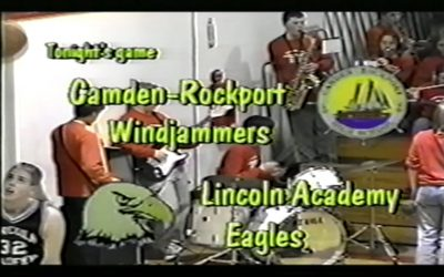 Vintage Boys Basketball Game # 21 : Camden-Rockport vs. Lincoln Academy 12/8/1998