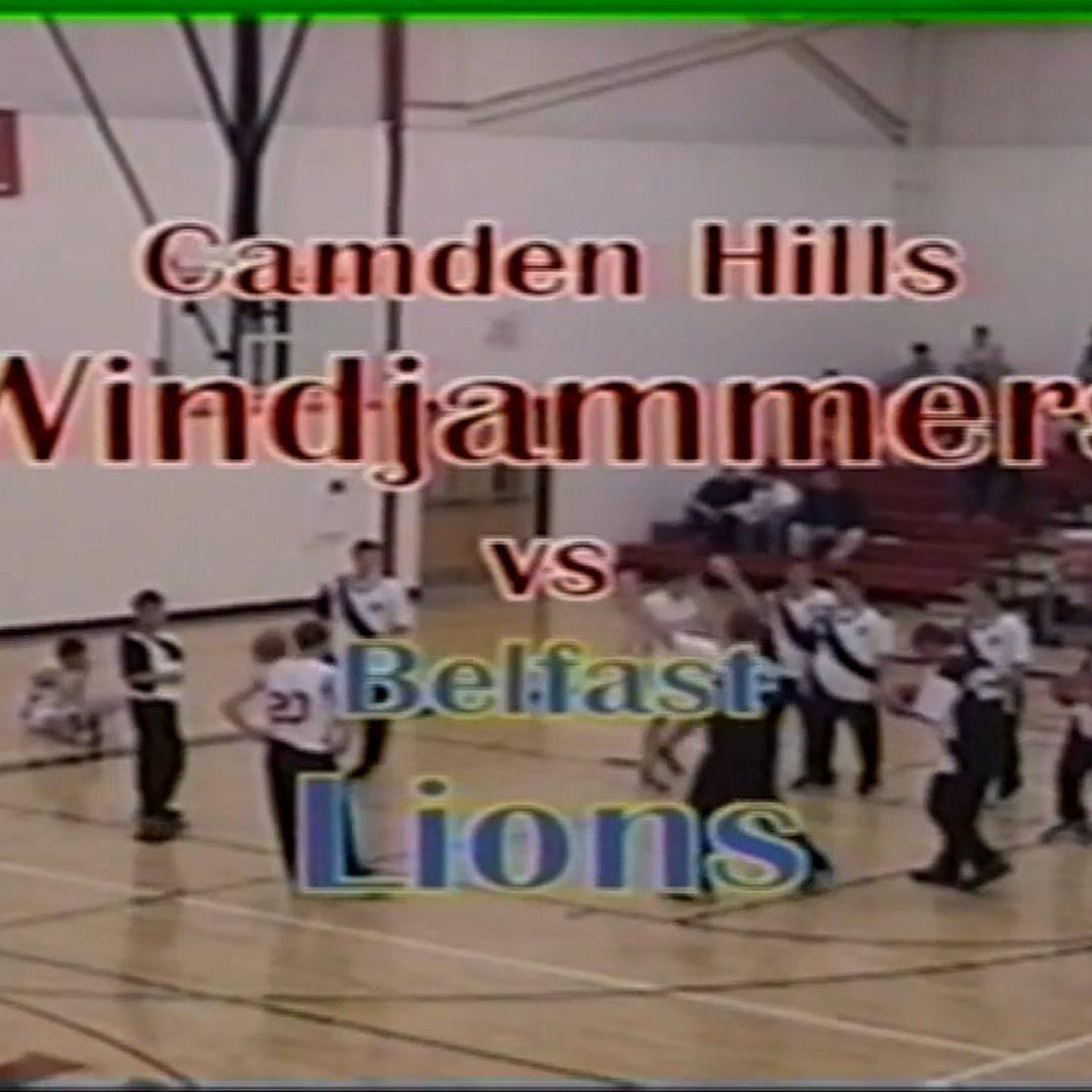 Vintage Game # 24: Camden Hills Boys vs. Belfast 12/18/2000