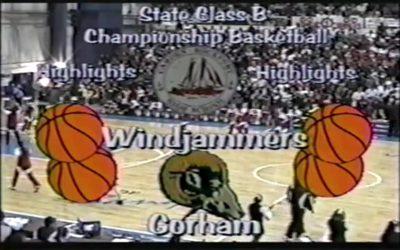 Vintage Game # 27 : Girls 2000 Class B State Championship Camden Hills vs. Gorham