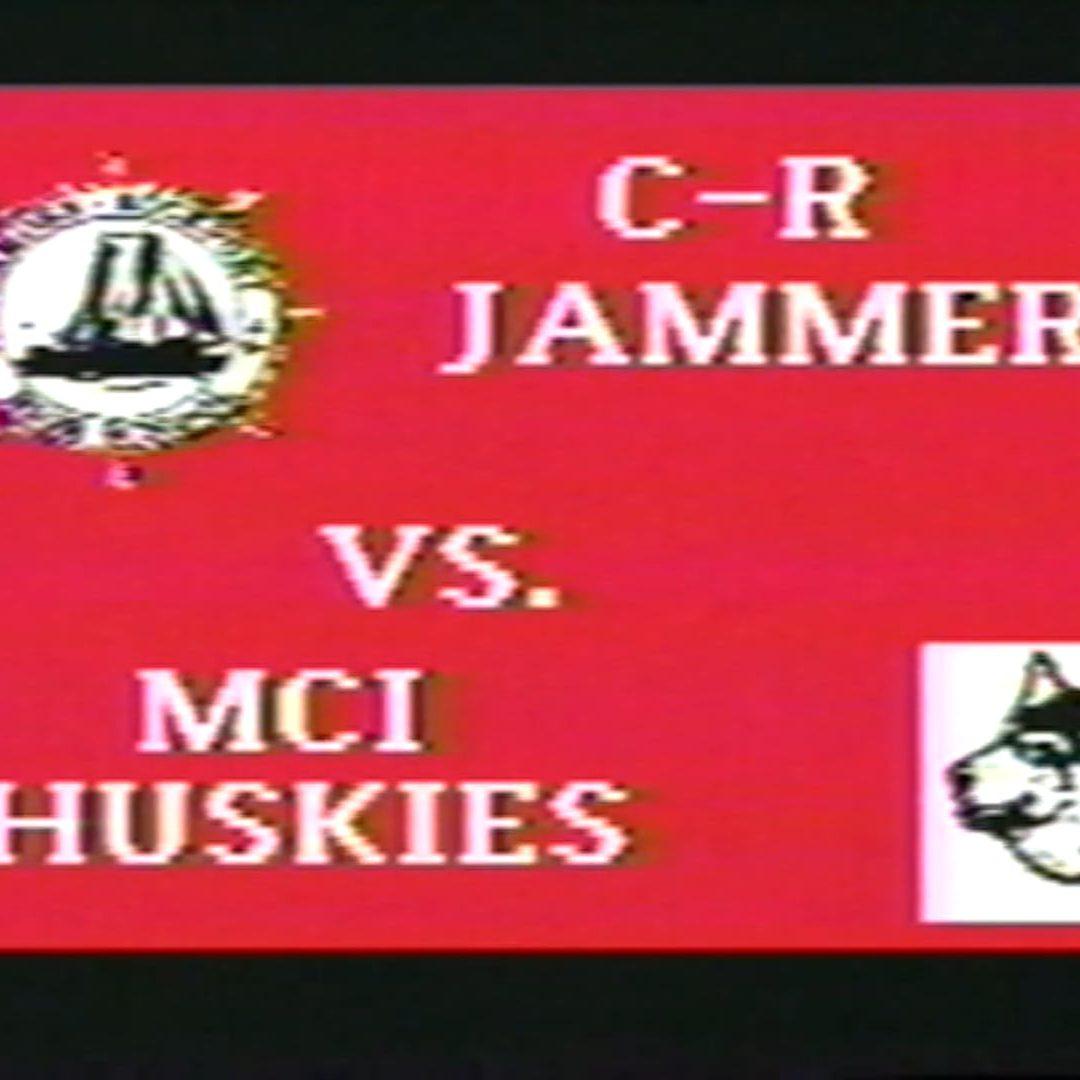 Vintage Boys Basketball Game # 30 : Camden -Rockport vs. MCI 12/6/1991