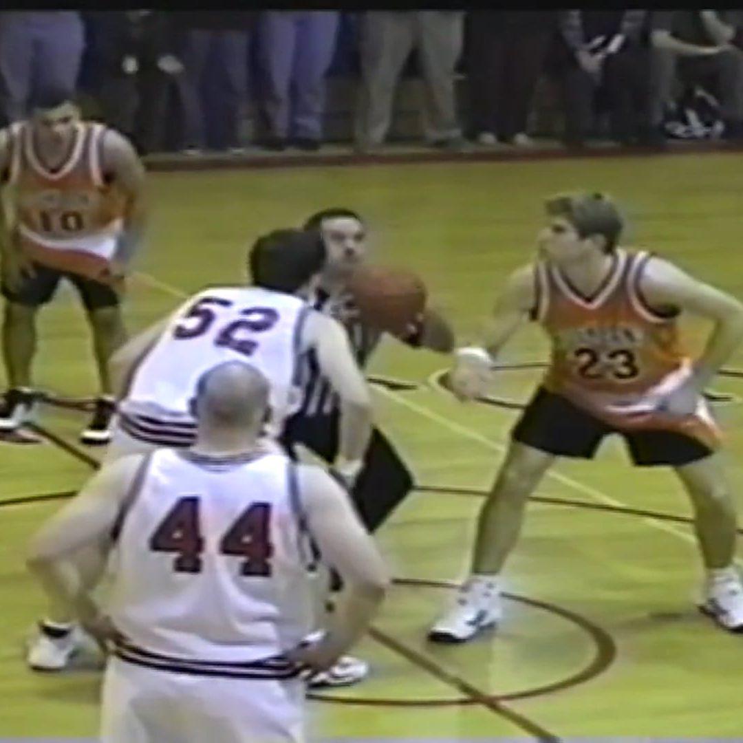 Vintage Boys Basketball game # 31 : Camden-Rockport vs. Rockland 1999