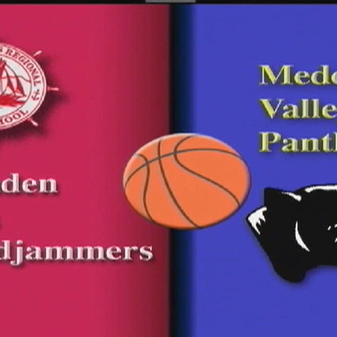 Vintage Basketball Game # 32: Medomak Valley vs. Camden Hills 1/2/2007