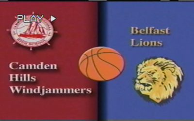 Vintage Girls Basketball Game # 33 : Camden Hills vs. Belfast 1/27/2006