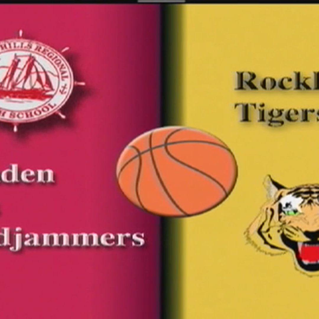 Vintage Girls Basketball Game # 34: Camden Hills vs. Rockland  1/30/2007
