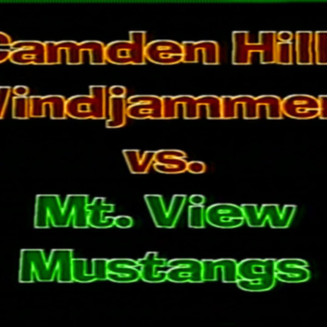 Vintage Boys Basketball Game # 35 : Camden Hills vs. Mt. View  January 7, 2001