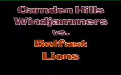 Vintage Boys Basketball Game # 36 : KVAC 2001 Championship Camden Hills vs. Belfast
