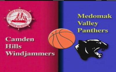Vintage Boys Basketball Game # 39: Camden Hills vs. Medomak Valley 1/2/2006