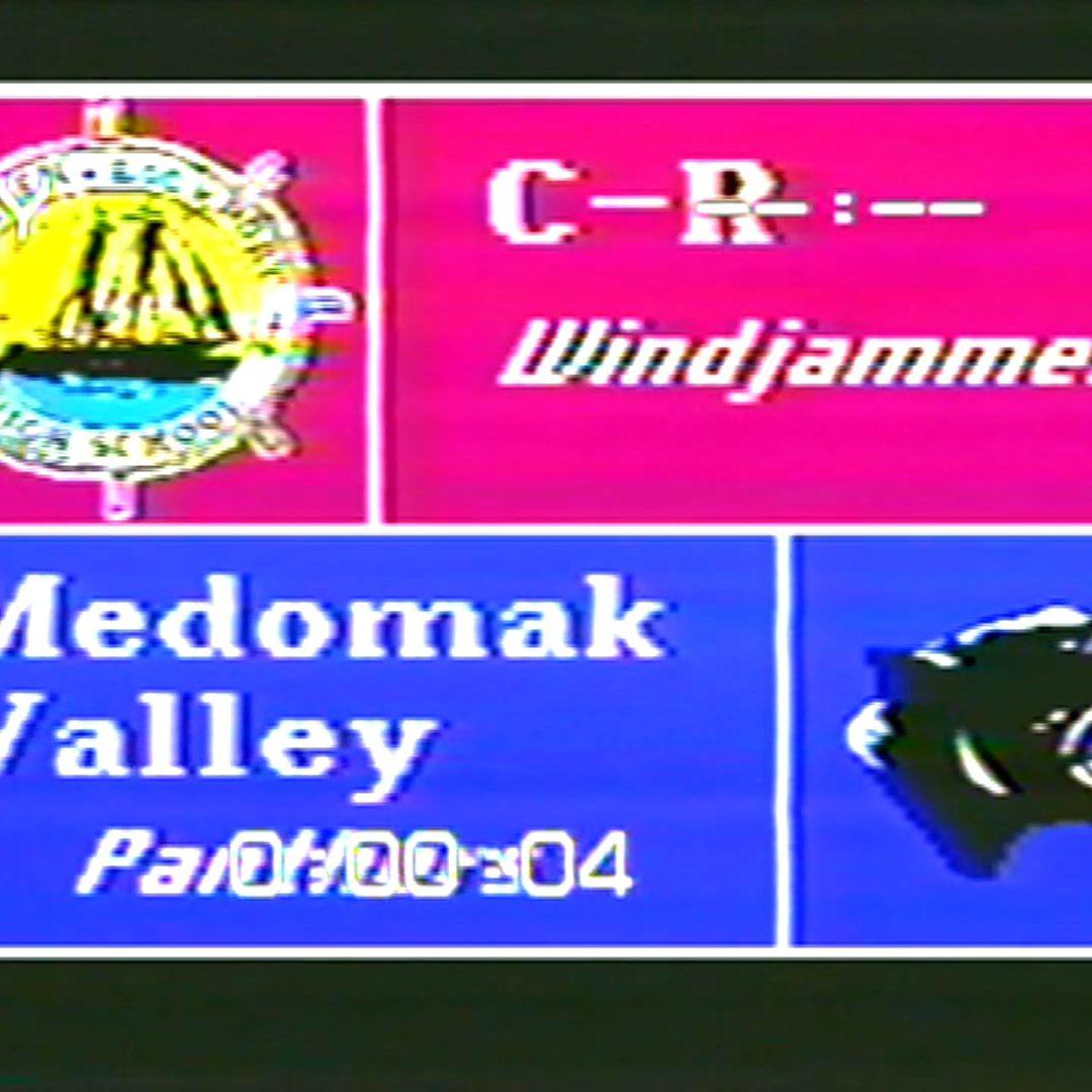 Vintage Boys Basketball Game # 43 : Camden-Rockport vs Medomak Valley January 9, 1996