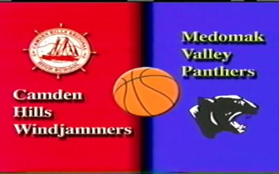 Vintage Boys Basketball Game # 44 : Camden Hills vs. Medomak Valley 1/3/2006
