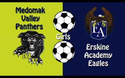 Maine Class B Girls Soccer : Medomak Valley vs. Erskine Academy