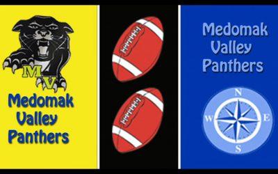 Maine High School 7 v 7  Football : Medomak Valley vs. Oceanside 10/23/2020