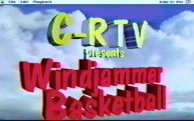 Vintage Girls Basketball : Camden-Rockport vs. Bucksport  February 2, 1995